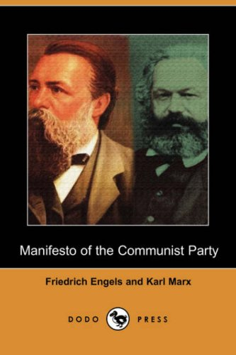 Manifesto of the Communist Party (Dodo Press)