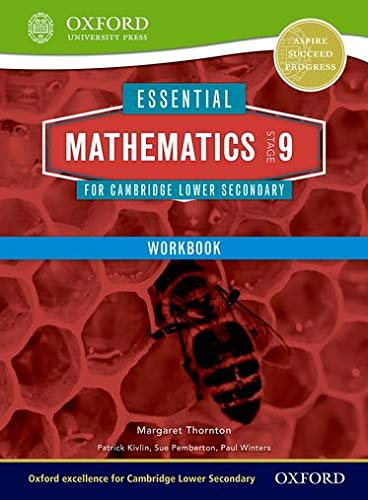 Essential Mathematics for Cambridge Lower Secondary Stage 9 Workbook