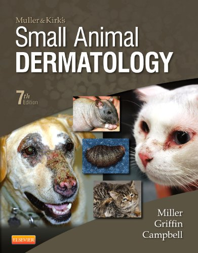 Muller and Kirk's Small Animal Dermatology