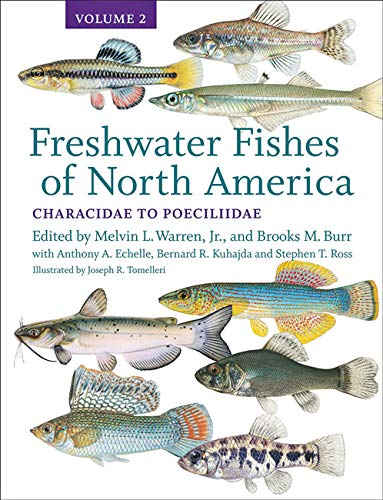 Freshwater Fishes of North America: Volume 2