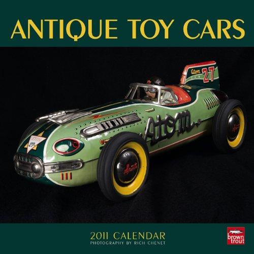 Antique Toy Cars 2011