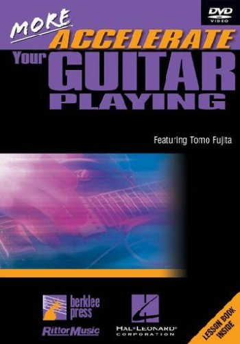 More Accelerate Your Guitar Playing: Elements of the Solo (Instructional/Guitar/DVD)