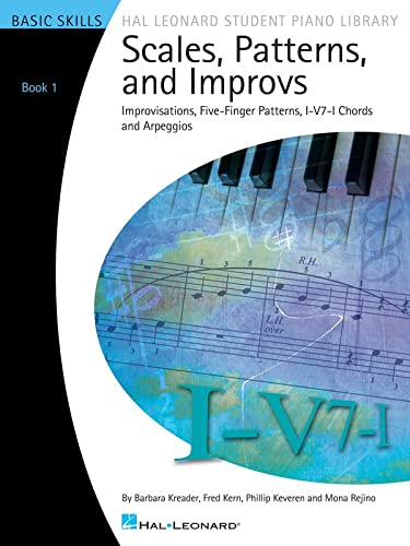 Scales, Patterns and Improvs