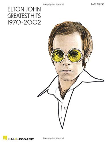 Elton John Greatest Hits 1970-2002