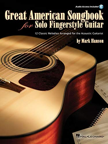 Great American Songbook for Solo Fingerstyle Gtr