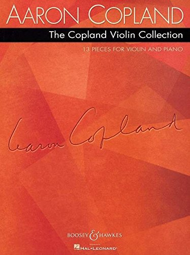 The Copland Violin Collection