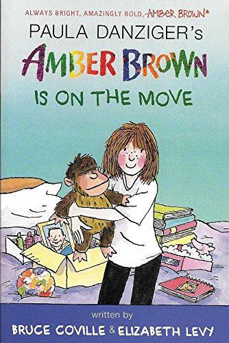 Amber Brown Is on the Move (1 Paperback/2 CD Set)