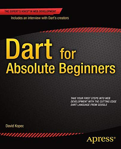 Dart for Absolute Beginners