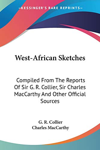 West-African Sketches