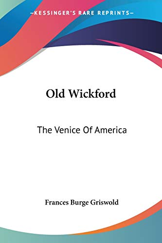 Old Wickford