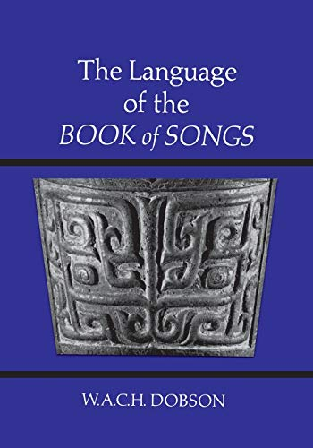 The Language of the Book of Songs