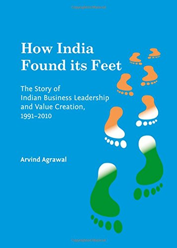 How India Found its Feet