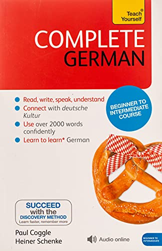 Complete German (Learn German with Teach Yourself)