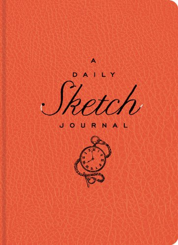 The Daily Sketch Journal (Red)
