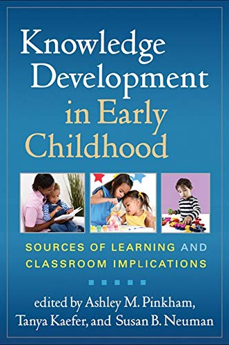 Knowledge Development in Early Childhood