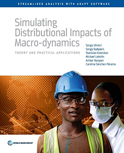 Simulating distributional impacts of macro-dynamics