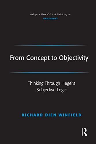 From Concept to Objectivity