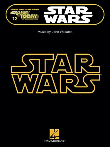 Star Wars E-Z Play Today Volume 12