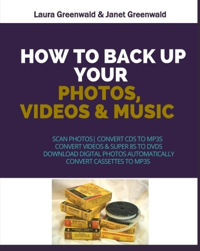 How To Back Up Your Photos, Videos and Music