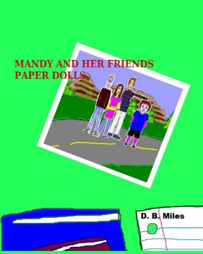 Mandy and Her Friends Paper Dolls