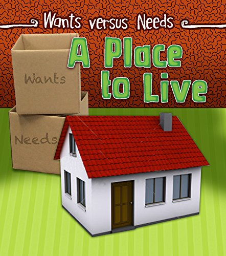 A Place to Live (Wants vs Needs)