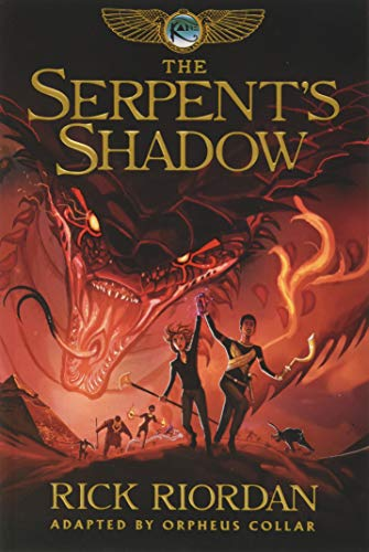 Kane Chronicles, The, Book Three the Serpent's Shadow: The Graphic Novel (Kane Chronicles, The, Book Three)