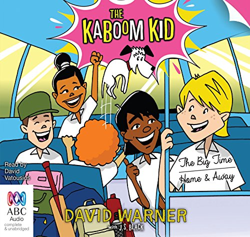 The Kaboom Kid: The Big Time & Home and Away