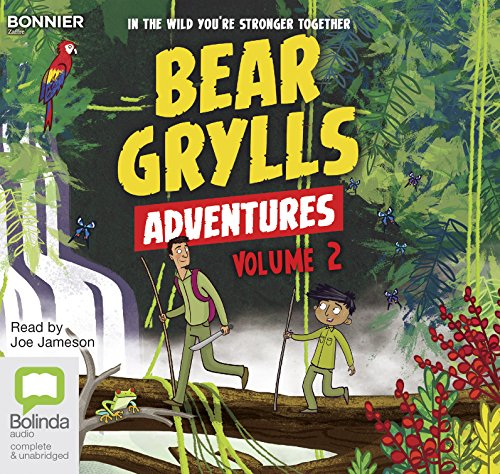 Bear Grylls Adventures: Volume 2