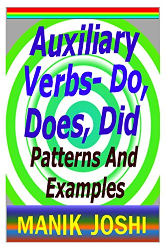 Auxiliary Verbs- Do, Does, Did