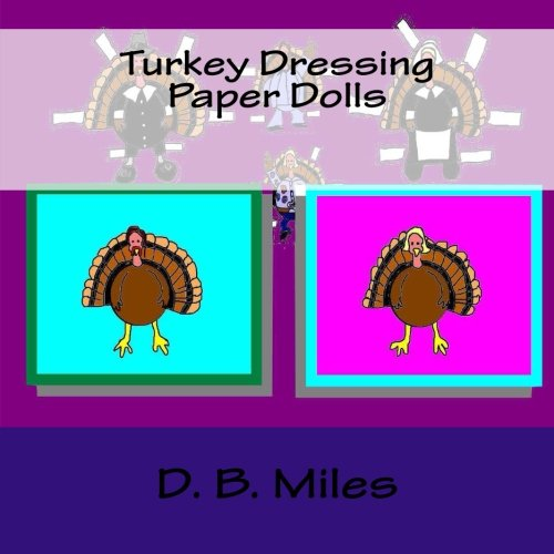 Turkey Dressing Paper Dolls