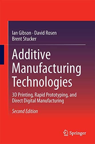 Additive Manufacturing Technologies