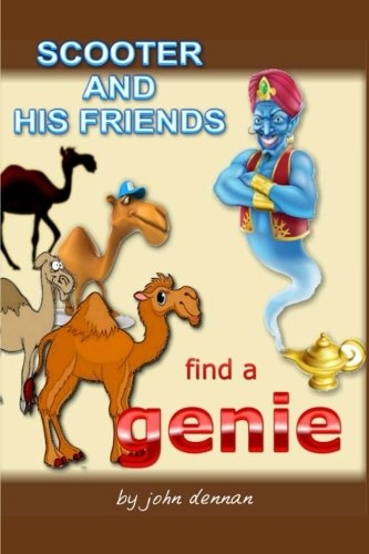 Scooter and His Friends Find a Genie
