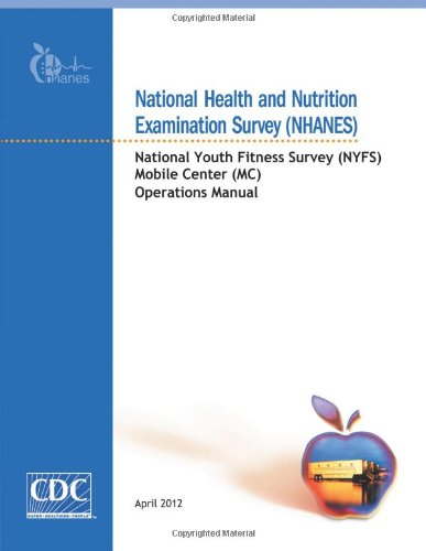 National Youth Fitness Survey Mobile Center Operations Manual