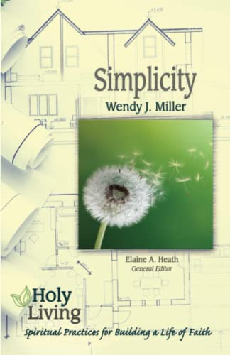 Holy Living Series: Simplicity