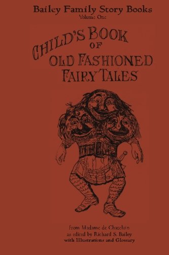 Child's Book of Old Fashioned Fairy Tales