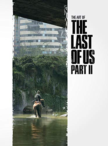 The Art Of The Last Of Us Part Ii