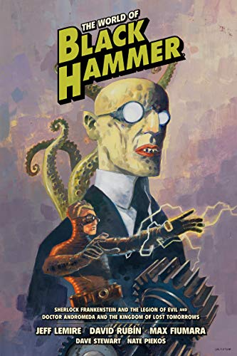 The World Of Black Hammer Library Edition Volume 1