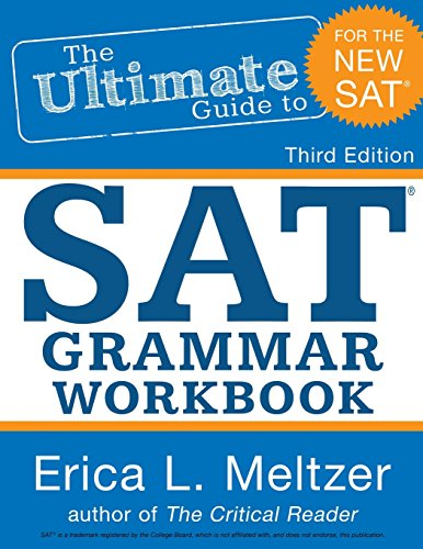 3rd Edition, The Ultimate Guide to SAT Grammar Workbook