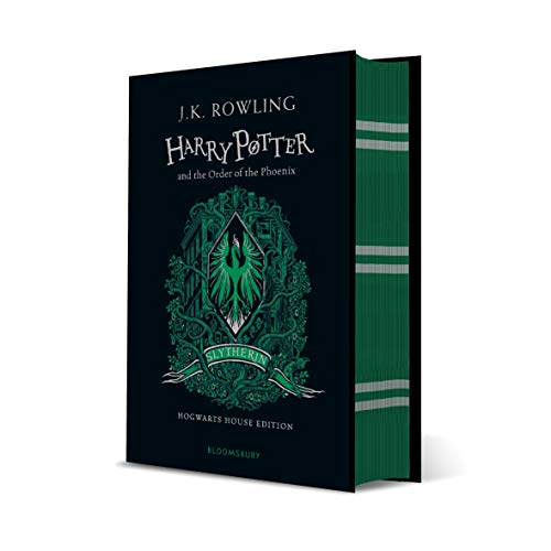 Harry Potter and the Order of the Phoenix - Slytherin Edition