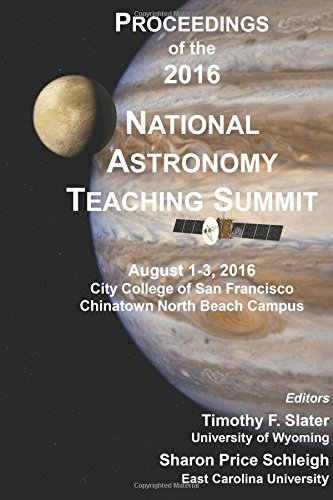 Proceedings of the 2016 National Astronomy Teaching Summit