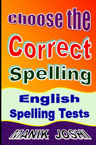 Choose the Correct Spelling