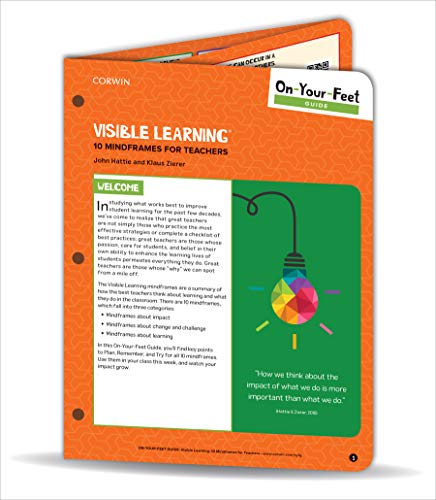 On-Your-Feet Guide: Visible Learning