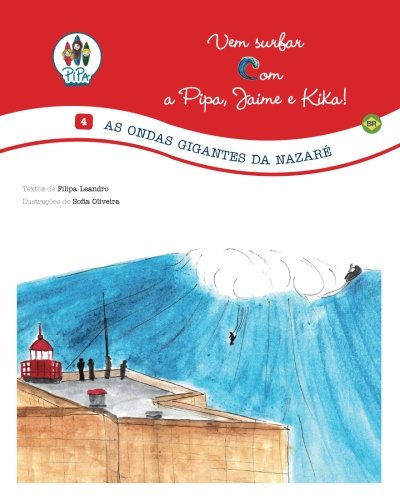 As Ondas Gigantes Da Nazare!