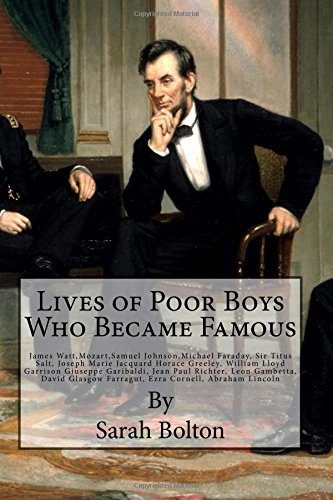Lives of Poor Boys Who Became Famous