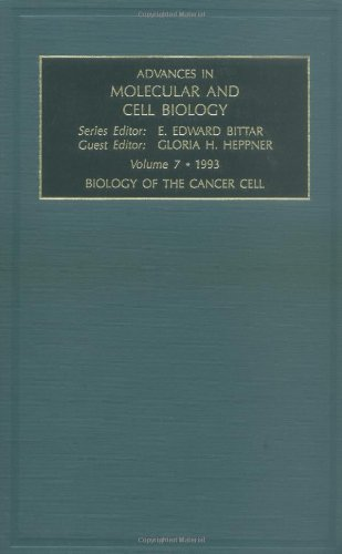 Biology of the Cancer Cell: Volume 7