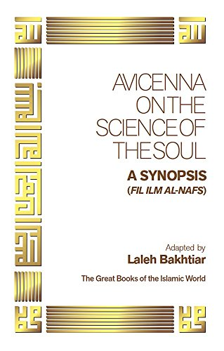 Avicenna on the Science of the Soul