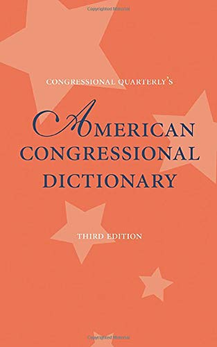 American Congressional Dictionary