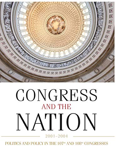 Congress and the Nation XI