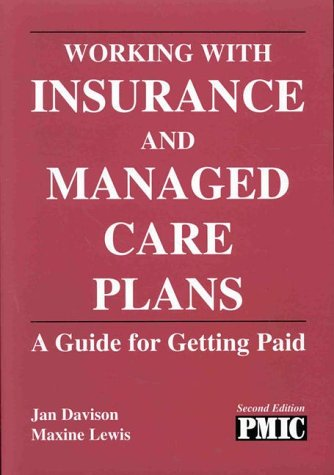 Working with Insurance and Managed Care Plans