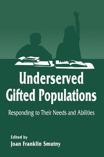 Underserved Gifted Populations